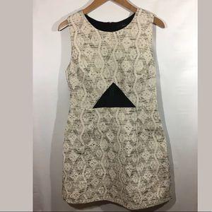 Ark & Co Dress Women's Size Large Sleeveless